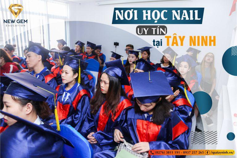 nơi học nail uy tín tại Tây Ninh 01